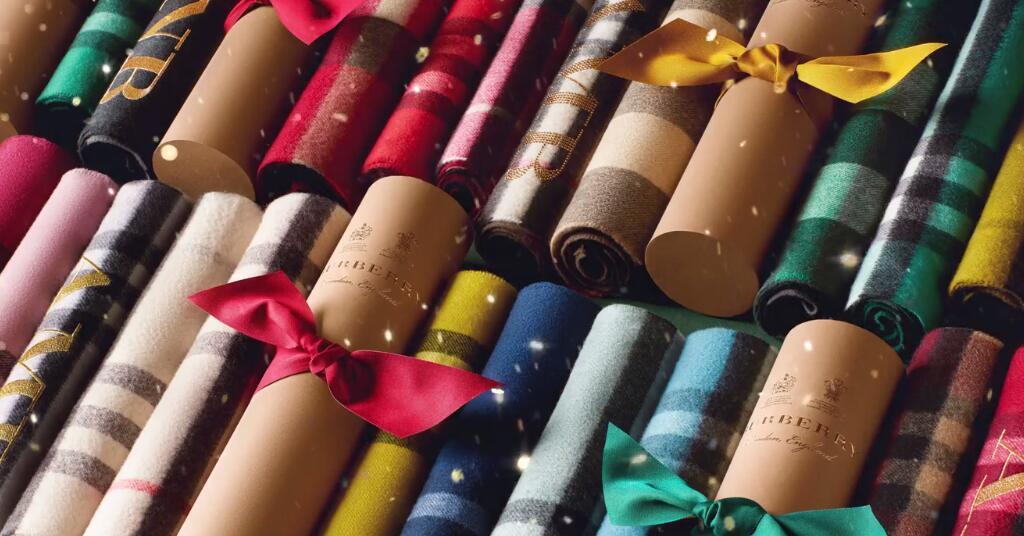 Burberry官网圣诞特卖 低至5折