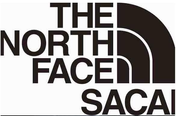 美国户外品牌The North Face与Sacai联名款发布