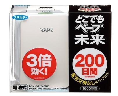 日亚精选:Vape未来热销驱蚊器、儿童驱蚊手表、驱蚊喷雾等