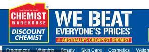 澳洲CW药房海淘攻略 澳洲chemistwarehouse直邮攻略