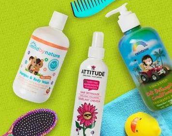 美国iHerb官网必买清单 美国iHerb官网婴幼儿头发护理产品推荐