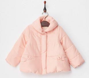 GLADD孩童外套淡粉色擊球短外套JP¥4300.00(約¥261.83 )