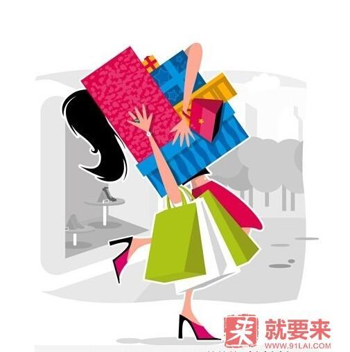 海外购物的一般流程