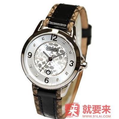 coach手表怎么开后盖,五种手表后盖的打开方式