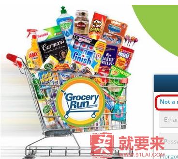 澳洲Grocery Run保健品海淘购物教程