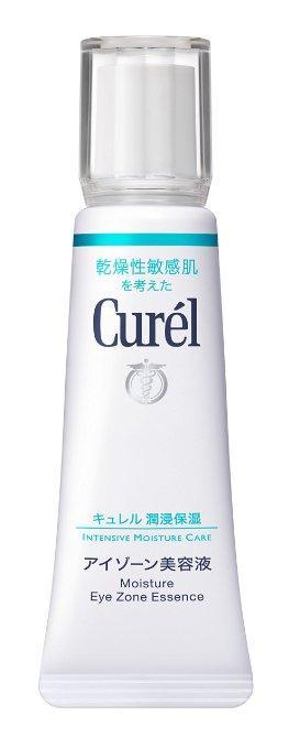 保湿锁水:Curel珂润 润浸保湿眼部美容液