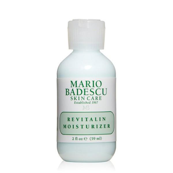 柔滑保湿:Mario Badescu Revitalin Moisturizer活力再生保湿乳