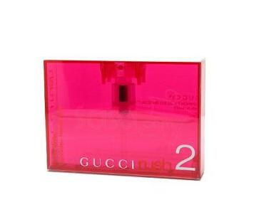 清新淡雅:Gucci 古驰 Rush 2 淡香水