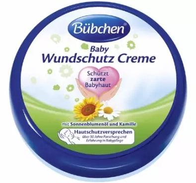 德国Bubchen贝臣 婴幼儿护肤品 王牌产品推荐
