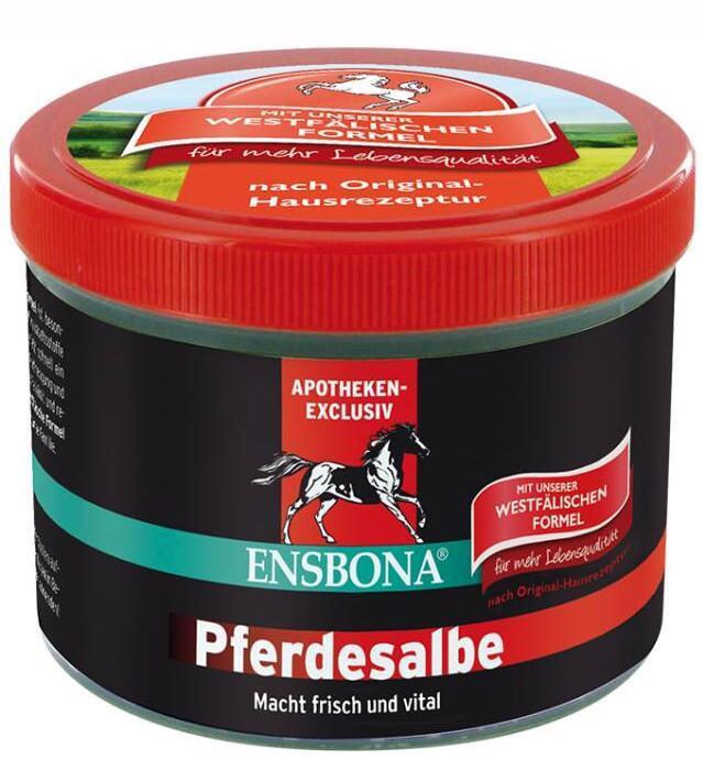 德国ENSBONA Pferdesalbe是什么 ENSBONA Pferdesalbe马膏有什么用