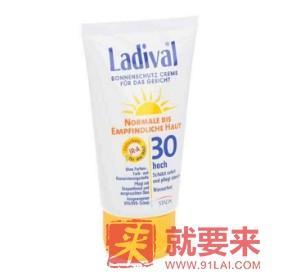 【全場包郵】德國超大型國民網上藥房Apodiscounter中文網: 德國大牌Ladival好防曬,讓您白著過夏天!