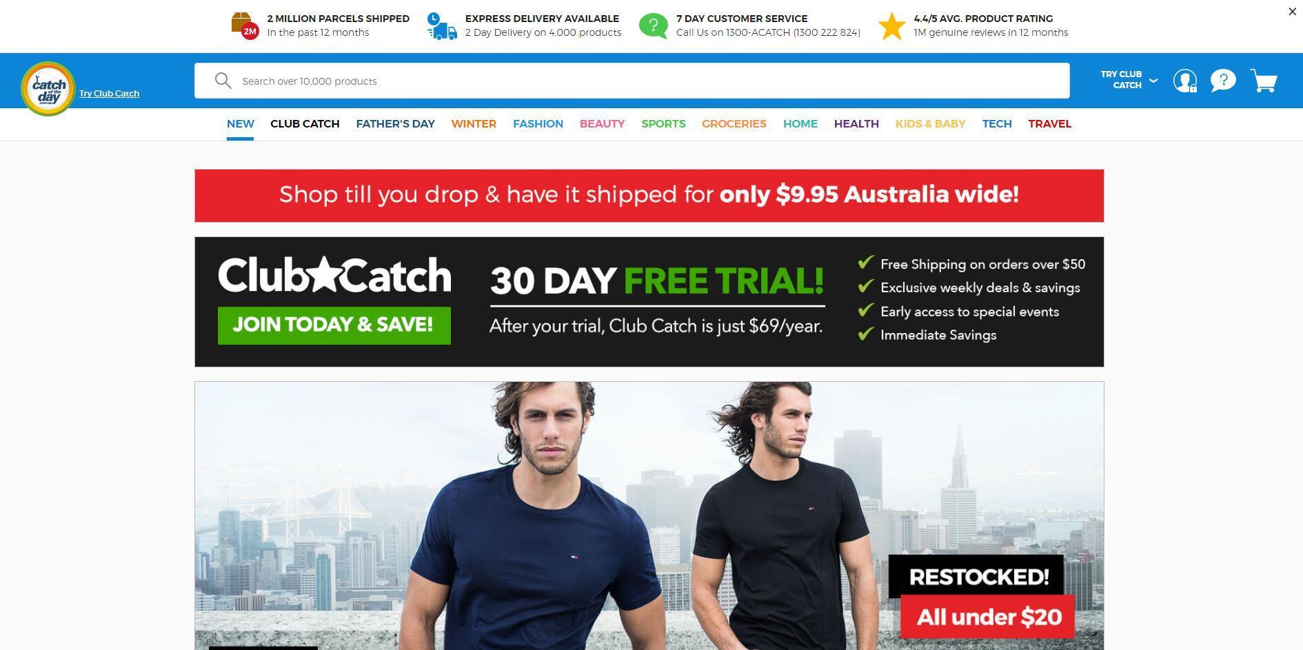 澳大利亚购物网站有哪些 澳大利亚购物网站盘点