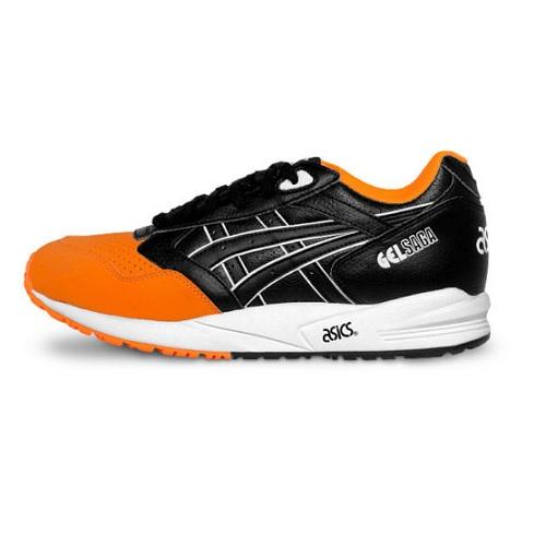 凑单||Asics 亚瑟士 GEL-Saga 男款复古跑鞋
