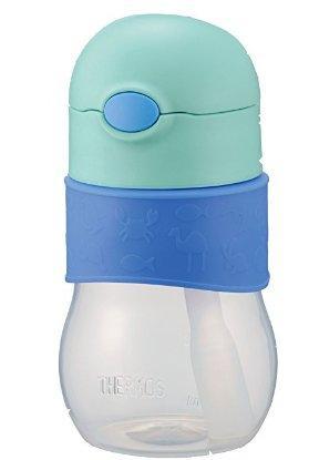 THERMOS 膳魔师 NPA-340 儿童防漏吸管杯340ml 两色可选