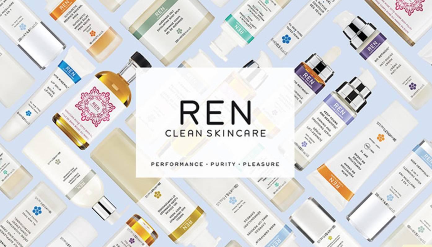 ren护肤品有几个系列 英国REN护肤品系列介绍