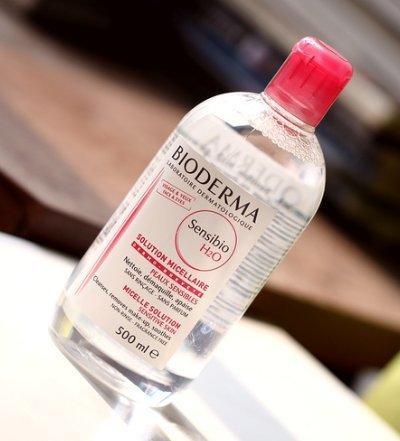 4件包邮:Bioderma 贝德玛 舒妍卸妆水 粉水 500ml