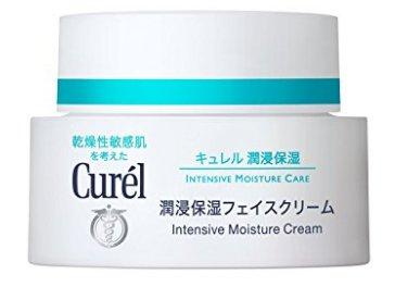 日本NO.1敏感肌肤护理品牌Curel珂润保湿滋养乳霜40g