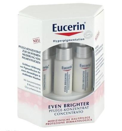 Eucerin 优色林美白祛斑精华液 6瓶X5ml
