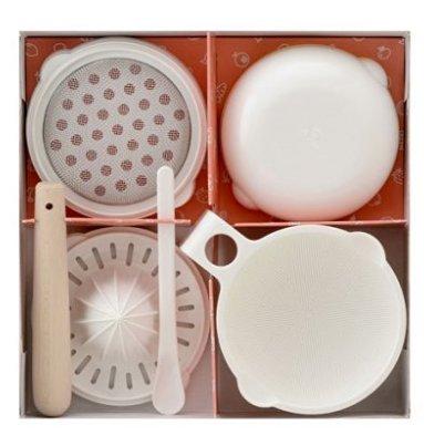 销量第一:Pigeon贝亲婴儿宝宝辅食研磨碗