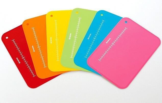 宝宝辅食专用: Kyocera 京瓷 彩色砧板抗菌菜板 CC-99 多色可选