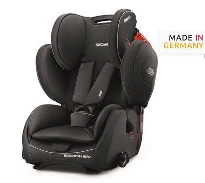 德国制造:Recaro Young Sport Hero 瑞卡罗超级大黄蜂儿童安全座椅