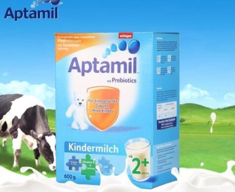 Aptamil 爱他美幼儿配方奶粉2+段(2岁以上)600g