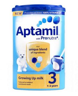 【英国TLC】Aptamil 爱他美 幼儿配方奶粉3段 (1-2岁幼儿)900g