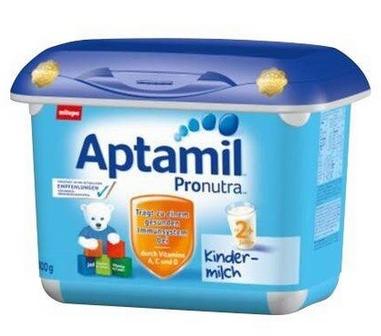【立减5欧】Aptamil 爱他美 婴幼儿奶粉2+ 800g