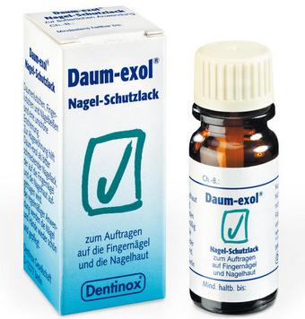 幼儿指甲保护油!Daum Exol 防吸吮手指苦甲水 10ml