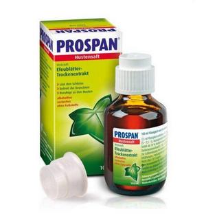 免邮+立减!Prospan 小绿叶婴幼儿止咳糖浆 100ml