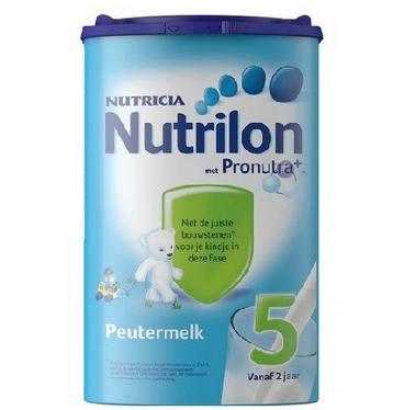 【9折】Nutrilon 牛栏 婴幼儿5段成长配方奶粉 800g