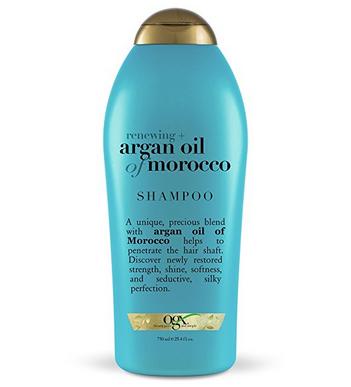 【中亚Prime会员】OGX 摩洛哥坚果油洗发水 750ml