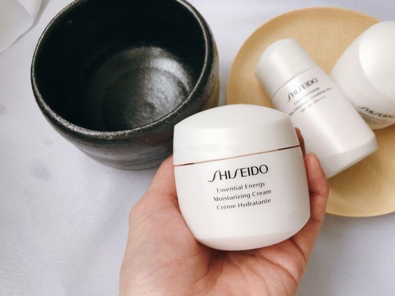 Shiseido资生堂推出新保养系列Essential Energy激能量