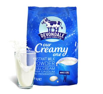 【澳洲CD藥房】Devondale 德運全脂高鈣成人奶粉 老人 學生