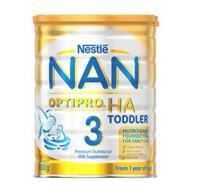 雀巢能恩多少钱一桶 Nestle雀巢奶粉三段价格