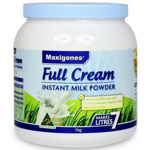 【澳洲P4L藥房】Maxigenes 美可卓 澳洲藍胖子奶粉 1kg