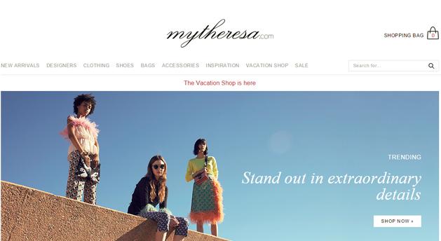 MyTheresa官网买鞋怎么选尺码? MyTheresa海淘尺码对照
