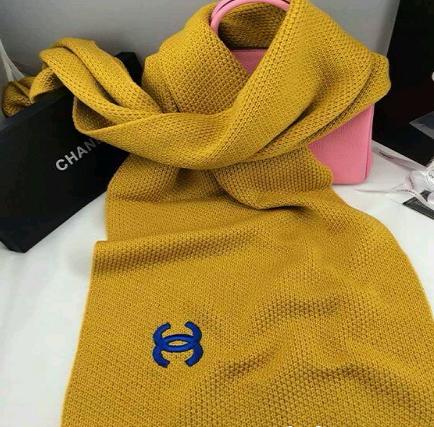 香奈兒VIP贈品圍巾價位、和專柜圍巾有什么不同