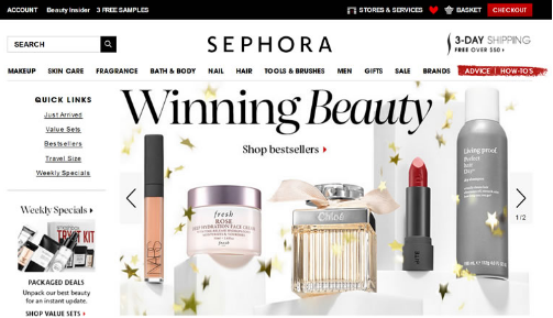 丝芙兰Sephora是哪个国家的品牌? 丝芙兰品牌简介!