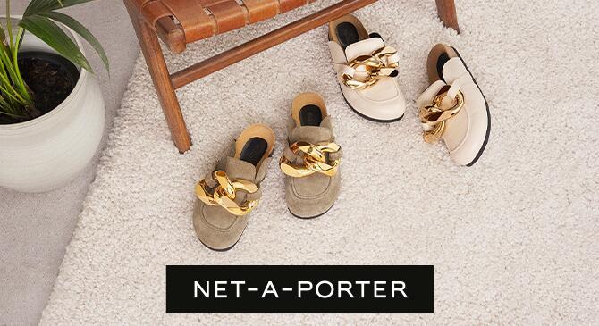 NET-A-PORTER英国站年终大促活动升级,全价产品85折!