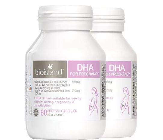 Bioisland孕妇专用DHA怎么样 Bioisland孕妇DHA介绍