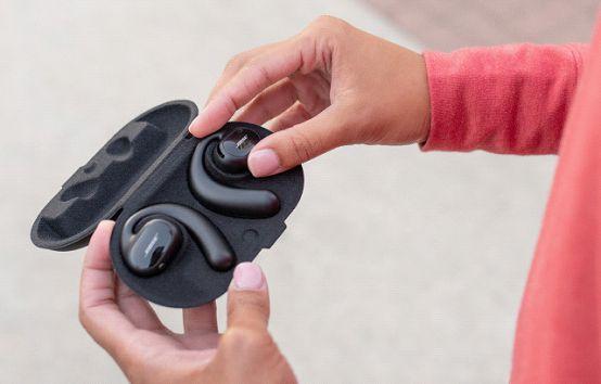 Bose发布真无线运动耳机——Sport Open Earbuds